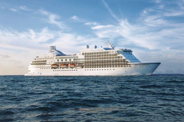 """האוניה Seven Seas Navigator. צילום יח""""צ"""
