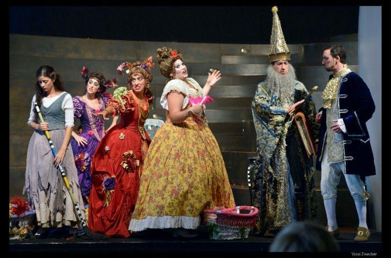 פסטיבל האופרה הישראלית מגיע לירושלים