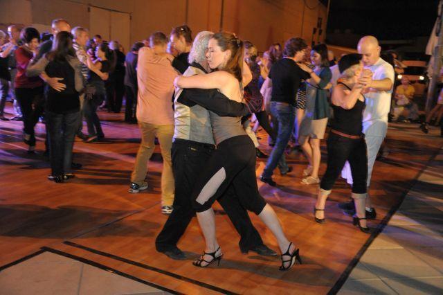 ריקודים בטעם ריאו דה ז'ינרו. צילום:אבשלום שושני