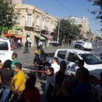 סוכל  פיגוע במרכז העיר  ירושלים