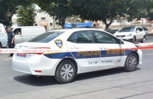 משטרת ישראל אילוסטרציה(צילום מסך)