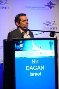 """נשיא ומנכ""""ל ארקיע ניר דגן. צילום: חן דמארי"""