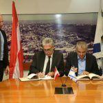 נחתמה אמנה חדשה למניעת כפל מס בין ישראל ואוסטריה