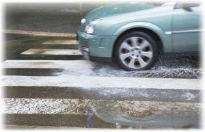 נהיגת חורף. צילום: אתר הרשות הלאומית לבטיחות בדרכים
