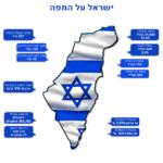 8.680 מיליון מונה אוכלוסיית ישראל ערב יום העצמאות