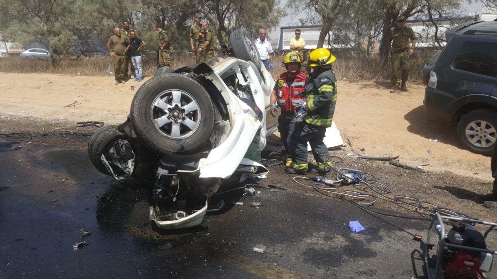 תאונה קטלנית נוספת בכביש 232