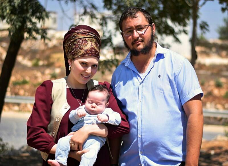 משפחת פריסמן ,צילום:אברהם שפירא