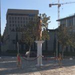 מחאת פסל הזהב נגד השופטת מרים נאור