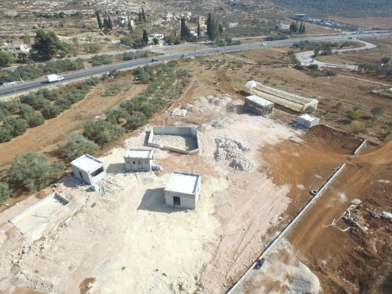 כפר הצימרים הפלשתיני