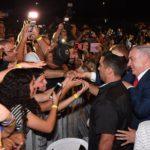 מעל 10,000 איש חגגו היום את חגיגות היובל להתיישבות בשומרון