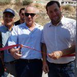 """נחנך קו מים חדש בשומרון בעלות של 18 מיליון ש""""ח"""