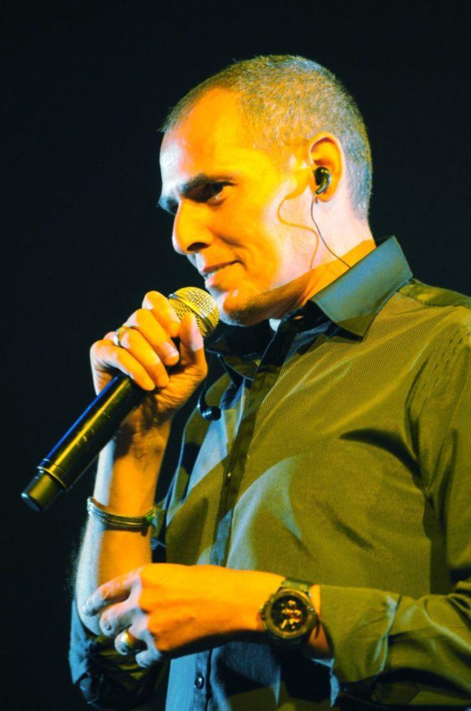 ישי לוי, צילום שרון רביבו