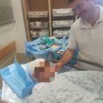 ילד  בן 12 תושב תל רומידה נפצע  מאבן גדולה שניזרקה לעברו