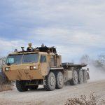 55 אלף מייל בניסוי רכב אוטונומי צבאי