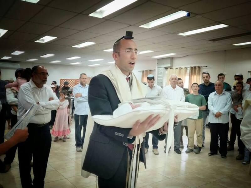 [17:03, 5/2/2018] אסתר אלוש: הנרצח בברית של הבן שלו לפני חצי שנה
