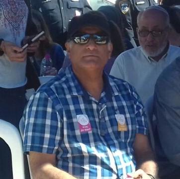 ברוך אנגל מנהל אגף הרישוי באריאל צילום: בלב החדשות