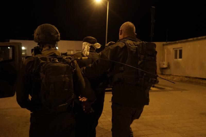 """פיגוע על רקע לאומני בשומרון צילום: דובר צה""""ל"""
