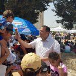 יום העצמאות 70 למדינת ישראל – מעל 12,000 איש חגגו בחטמר שומרון