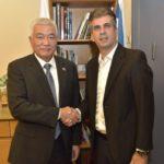 בוחנים את חיזוק שיתופי הפעולה בחדשנות בין סין לישראל