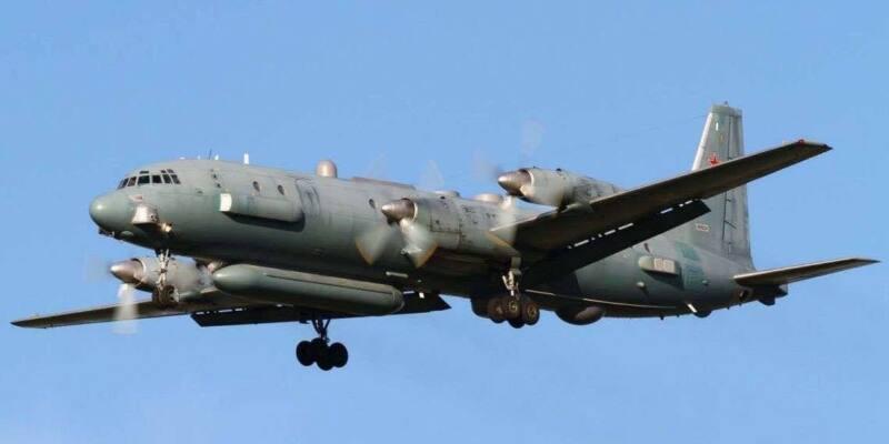 המטוס הרוסי