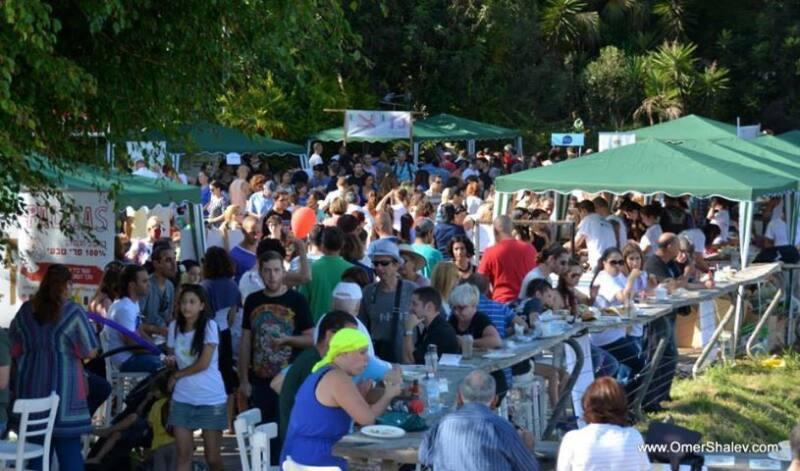 הפסטיבל הטבעוני הגדול בעולם