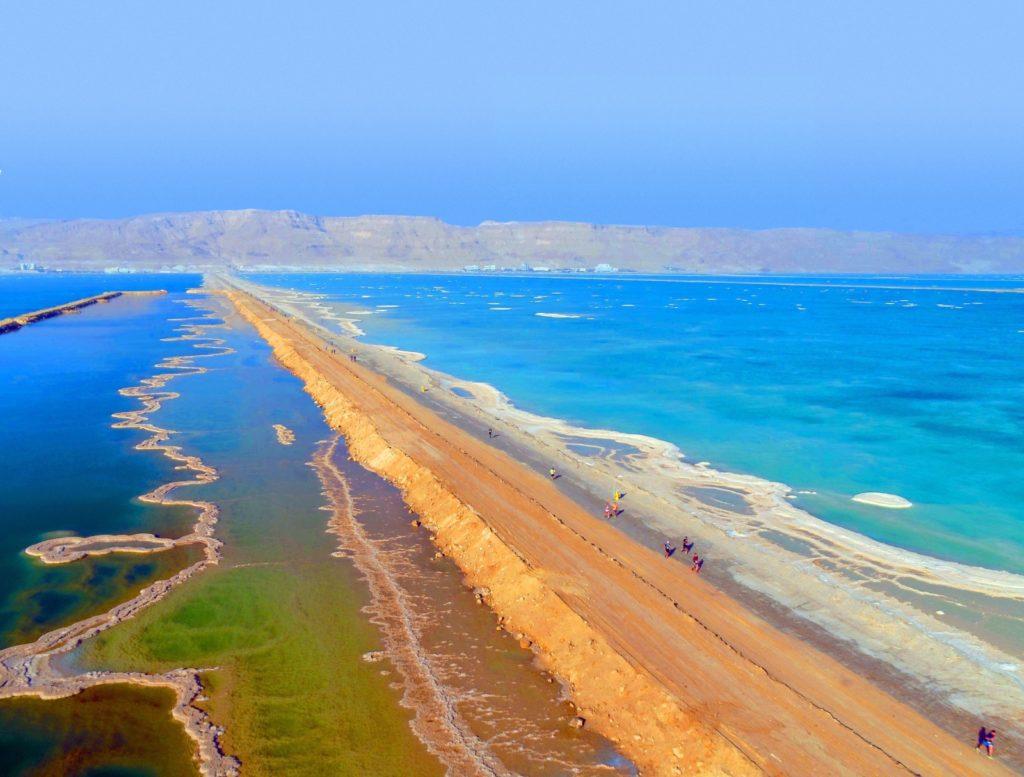 מרתון ים המלח