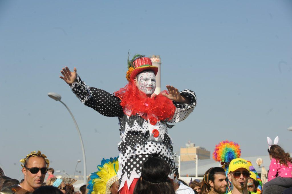 פסטיבלפורים בתל אביב