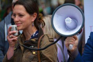 רגע לפני הסגר: יום של מחאות והפגנות
