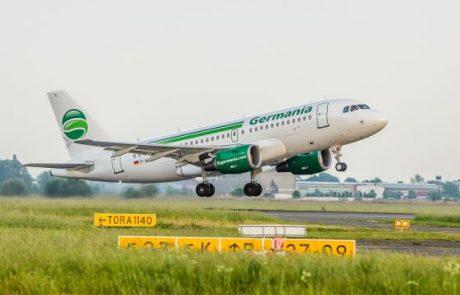 גרמניה איירליינס תפתח קו טיסות חדש לנירנברג
