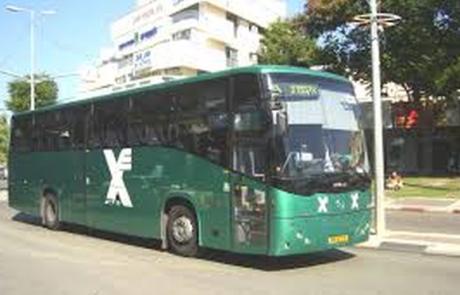 גידול במספר הנוסעים בתחבורה הציבורית בישראל