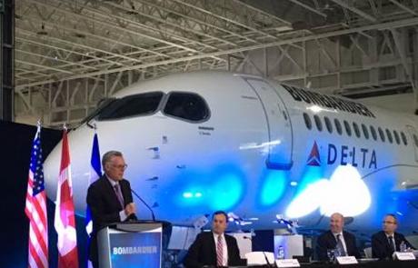 דלתא איירליינס הזמינה 112 מטוסים חדשים