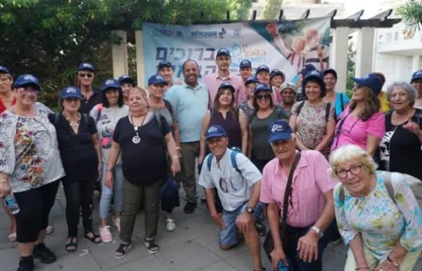 ב-2018 חיו בישראל 1.056.3 מיליון תושבים ותיקים