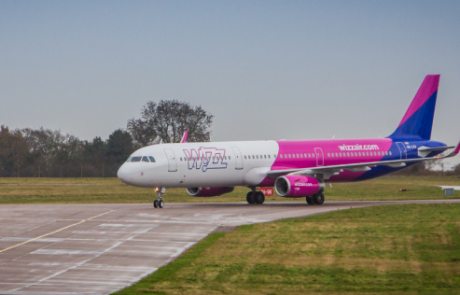 וייז אייר תשלם לנוסעים 16,000 ₪ פיצוי על טיסה שבוטלה