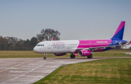 Wizz Air  תפעיל בחורף טיסה מלונדון לאילת