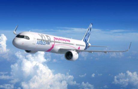 איירבס מקבלת יותר הזמנות לדגמי A320 מאשר בואינג לדגמי 737