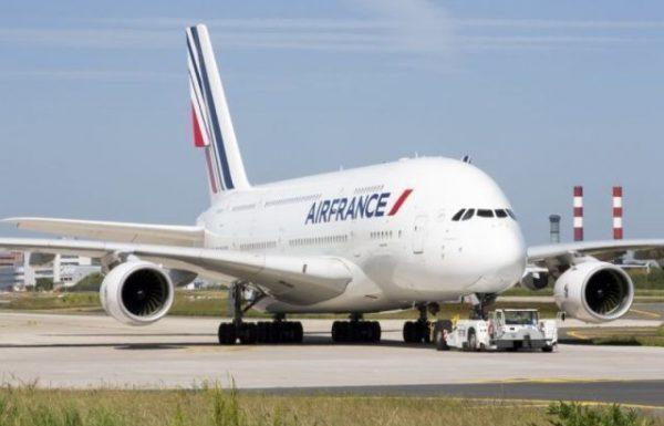 איירבס  A380 ראשון הופרש מצי מטוסי אייר פראנס