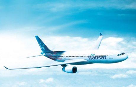 אייר טרנסאט תטוס הקיץ 3 פעמים בשבוע למונטריאול קנדה