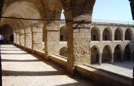 האחים נקש יקימו מלון בחאן אל-עמדאן בעכו