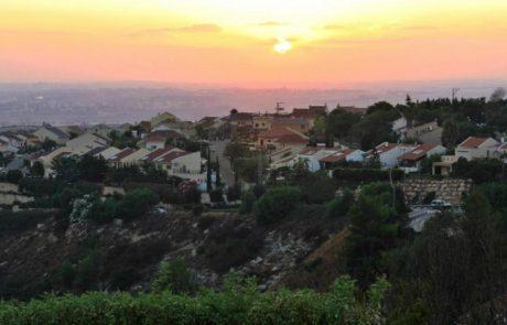 ארגוני שמאל רדיקלי ניסו להחדיר פלסטינים לשטח המוניציפלי של אלפי מנשה