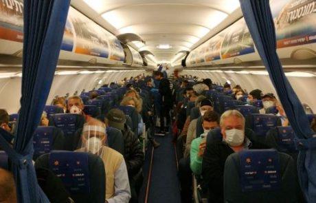 ישראייר מוסיפה 8 טיסות חילוץ לאירופה להשבת ישראלים