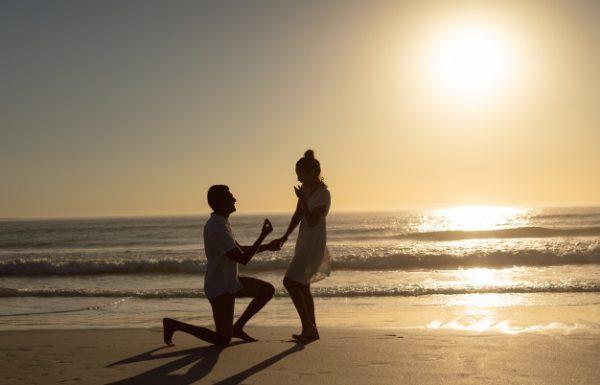 הפקת הצעת נישואין על יאכטה