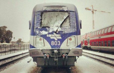 הערכות חורפית ברכבת ישראל