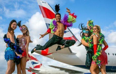 בריטיש איירווייס פותחת קו טיסה מהת'רו לניו אורלינס