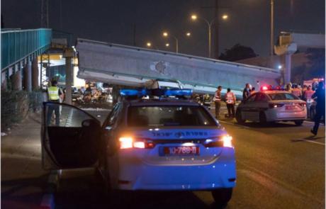 517 גשרים בישראל במצב גרוע מאוד