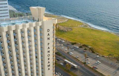 מלון דן פנורמה תל-אביב זכה בפרס Gold Circle