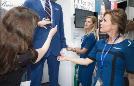 יונייטד איירליינס מעצבת מחדש מדים ומזוודות לעובדים