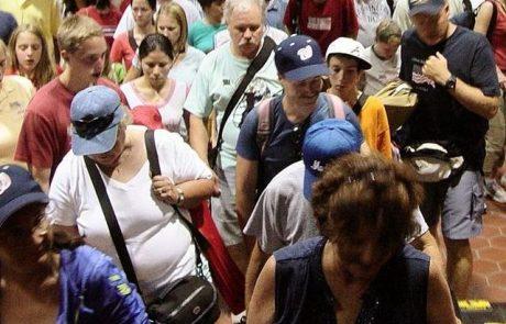בתום העשור האוכלוסיה גדלה ב-1.5 מיליון תושבים