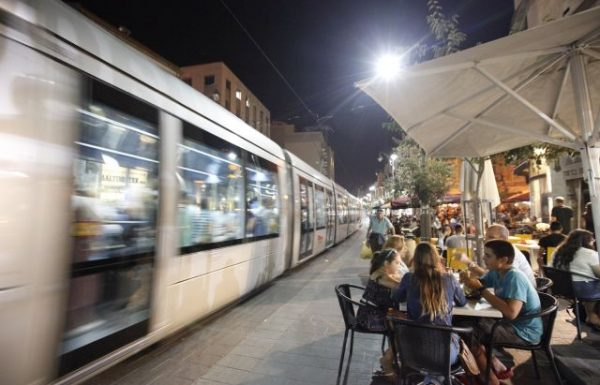 חברת TransJerusalem J-Net  זכתה במכרז להרחבת הרכבת הקלה בירושלים