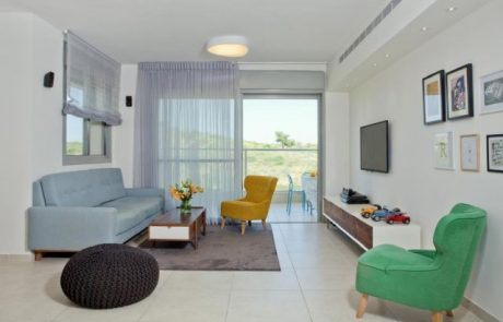 מחיר שיא ללינה בדירת אירוח כמעט 4,000 שקל ללילה