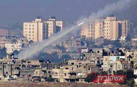 חודש הירי לישראל – ישראל והחמאס מכחישות הפסקת אש